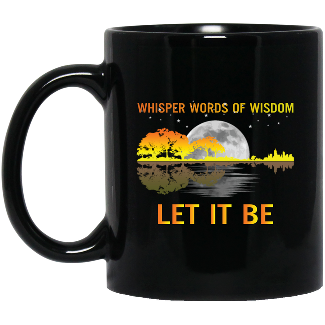 Guitar Life- Music Guitarist Black Mug