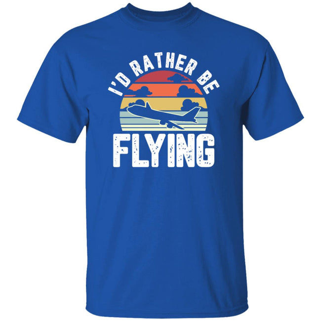 would Rather Be Flying Aviation Aircraft Gift