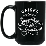 Sweet Tea And Jesus Christian Religious Blessings
