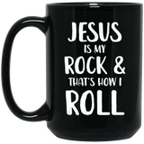 Jesus Is My Rock & Thats How I Roll