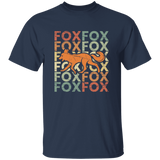 Fox Vintage Retro, Present Animal
