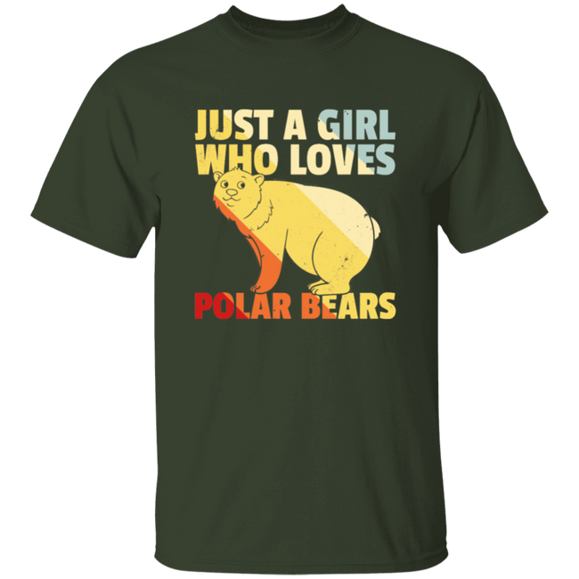Polar Bear Ice Bear Vintage Retro Men Collection
