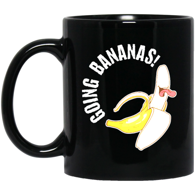 Going Bananas Travel Funny Licking Vegetarian