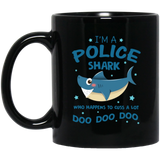 I'm A Police Shark Who Happens To Cuss A Lot