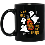 I Am Here For The Spirits, Funny Halloween