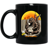 But, First Coffee The King Of Monsters