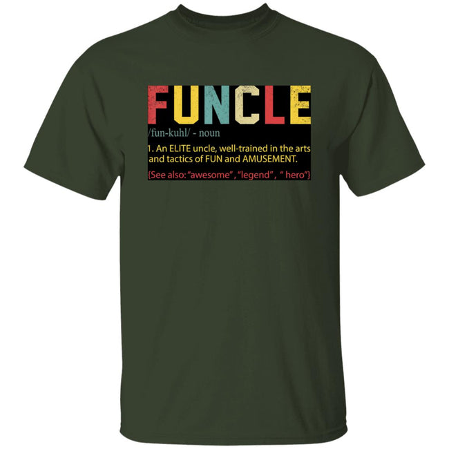 Funcle Definition Funny Gift, Uncle Present