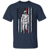 Firefighter American Flag Thin Red Line