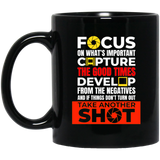 Photographing Picture Camera Black Mug