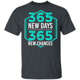 New Year 365 New Days 365 New Chances
