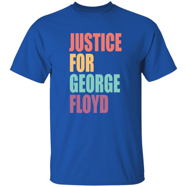 Retro Justice for George Floyd