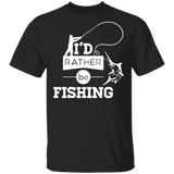 I Would Rather be Fishing