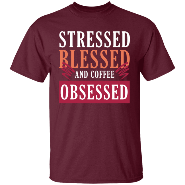 Stressed Blessed Coffee