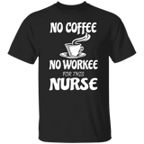 No Coffee No Worker
