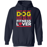 Dog Mother Fitness Lover