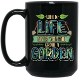 Funny Garden Fertilizer Sayings Gardener Gift