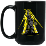 Looking For A Unique Detailed Monkey Black Mug