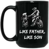Like Father Like Son Motocross