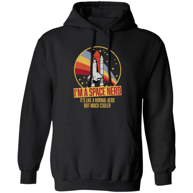 Retro Historic Funny Space Shuttle Science Nerd Men Collections