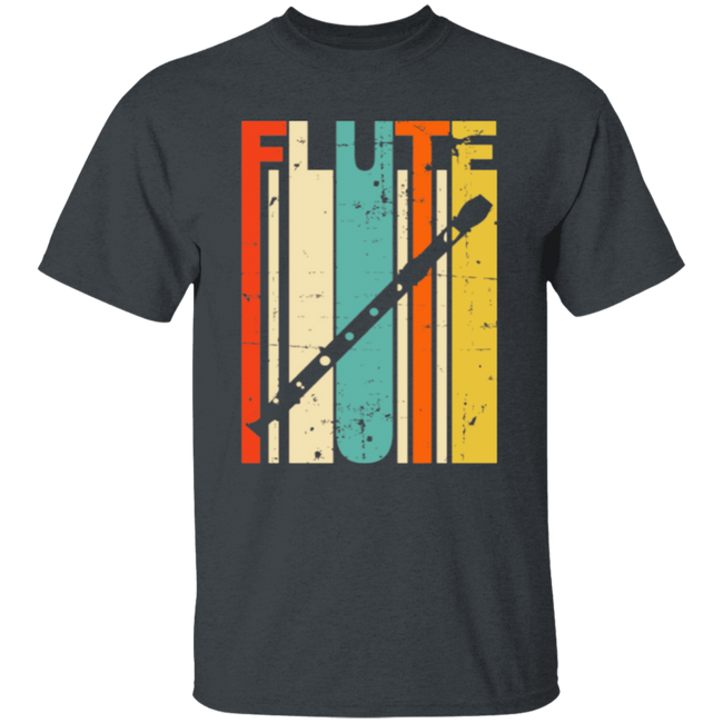 Retro Vintage Flute Fluteist Transverse Flute Wind Men Collection