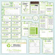 It Works Marketing Bundle, Personalized It Works Package IW13