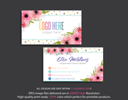 Personalized Lularoe Business Cards, Lularoe Template Design LLR07