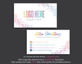 Personalized Lularoe Business Cards, Lularoe Template Design LLR23