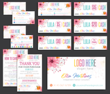 Lularoe Marketing Bundle, Personalized LuLaRoe Marketing Kit LLR24