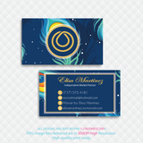 Monat Business Cards, Personalized Monat Hair Care Cards MN35