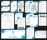 Monat Cards, Monat Marketing Bundle, Personalized Monat Business Cards MN14