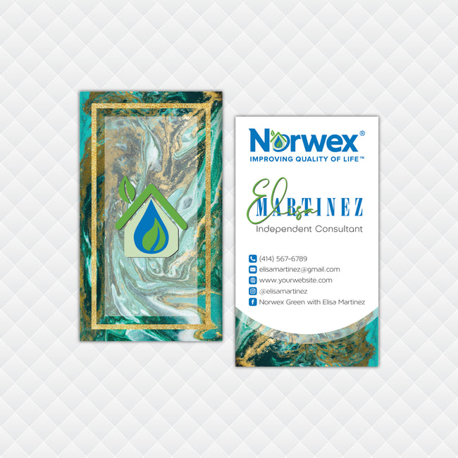 Watercolor Norwex Marketing Bundle, Personalized Norwex Package, Norwex Template NR29