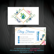 Norwex Business Cards, Personalized Norwex Template NR22