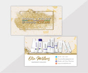 Rodan & Fields Business Cards, Personalized Rodan & Fields Cards RF100