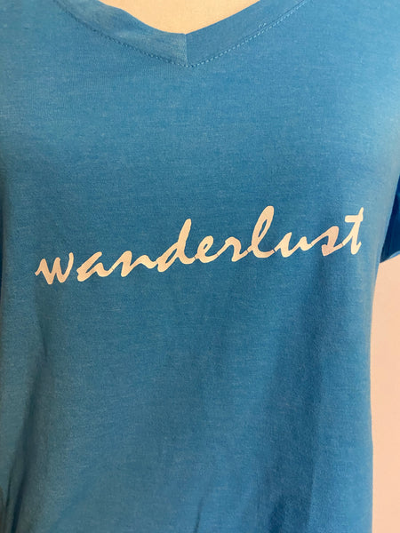 Wanderlust Short Sleeve Shirt