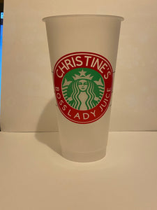 Gift for Boss - Starbucks Cold Cups
