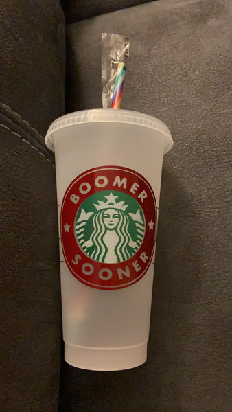 Starbucks Reusable Cold Cup