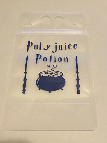Polyjuice Potion Reusable Drink Pouch