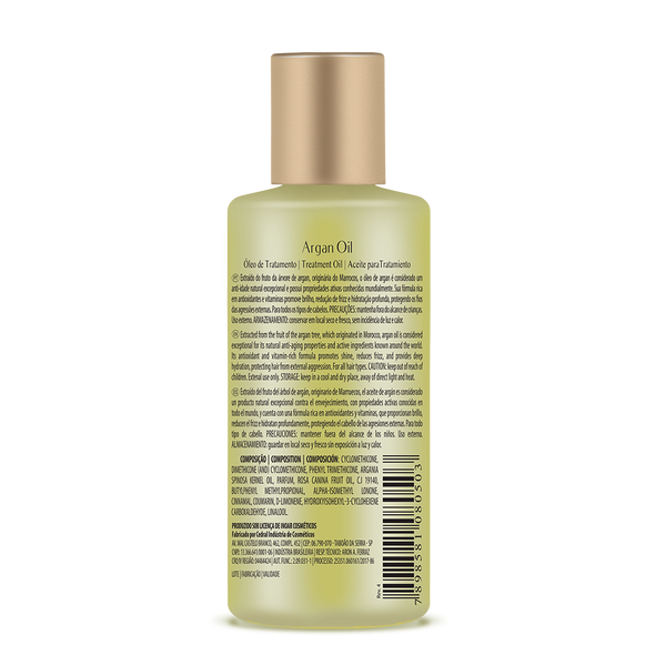 INOAR Argan Oil - daugiafunkcinis argano aliejus 60 ml