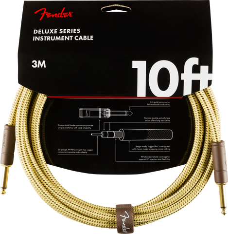 FENDER DELUXE INSTRUMENT CABLE
