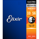 ELIXIR ELECTRIC NANOWEB 7 STRING LIGHT 10-56