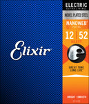 ELIXIR ELECTRIC NANOWEB HEAVY 12-52