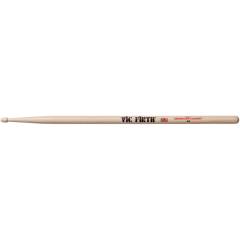 VIC FIRTH AMERICAN CLASSIC 5A WOOD TIP