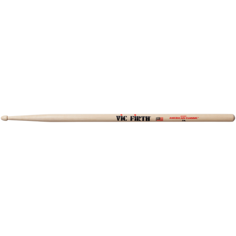 VIC FIRTH 7A WOOD TIP AMERICAN CLASSIC DRUM STICKS