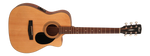 CORT AF515CE OPEN PORE CUTAWAY WITH PICKUP