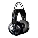 AKG PROFESSIONAL HEADPHONES ON-EAR OPEN BACK