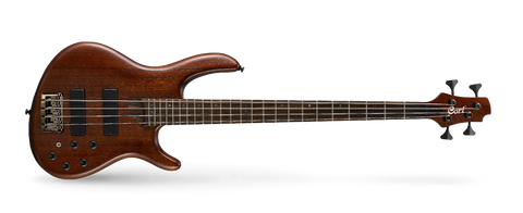 CORT B4 PLUS 4 STRING BASS - OP MAHOGANY