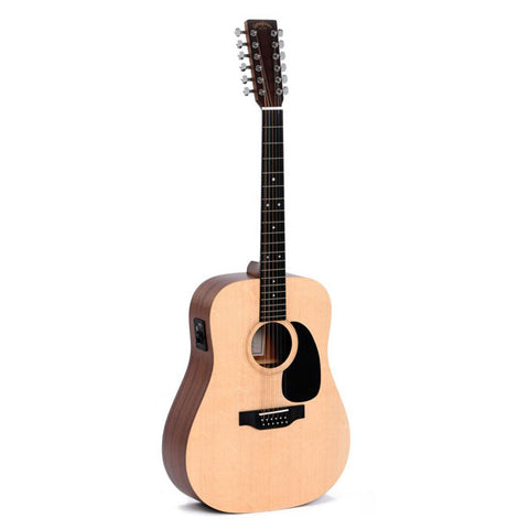 SIGMA DM12E SE SERIES 12 STRING WITH PICKUP