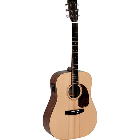 SIGMA DME DREADNOUGHT SPRUCE/MAHOGANY WITH PICKUP