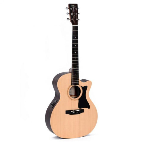 SIGMA GTCE ACOUSTIC GUITAR WITH C/AWAY & PICKUP