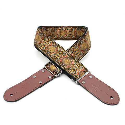 DSL JACQUARD WEAVING STRAP APR-ORANGE